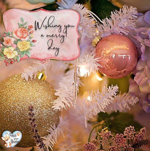 Christmas photo, Winter holiday photo, pink Christmas photo
