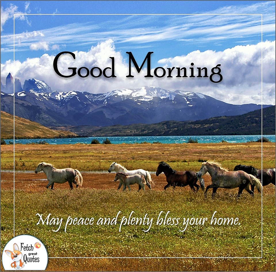 horse country, wild horses, May peace and plenty bless your home, Country Morning, Good Morning, Country Good Morning, sunny morning, , good morning blessings, Country blessing, Good morning wishes, free country good morning photos, countryside photos,country girl morning, Country blessing, American country, down country, American country