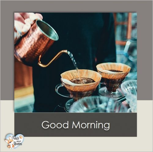 modern good morning photo coffee good morning photo
