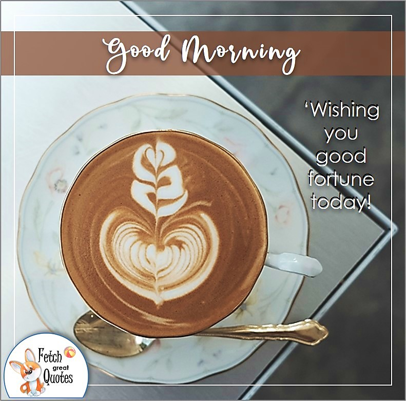 heart design coffee, sweet good morning coffee photo, wishing you good fortune today photo