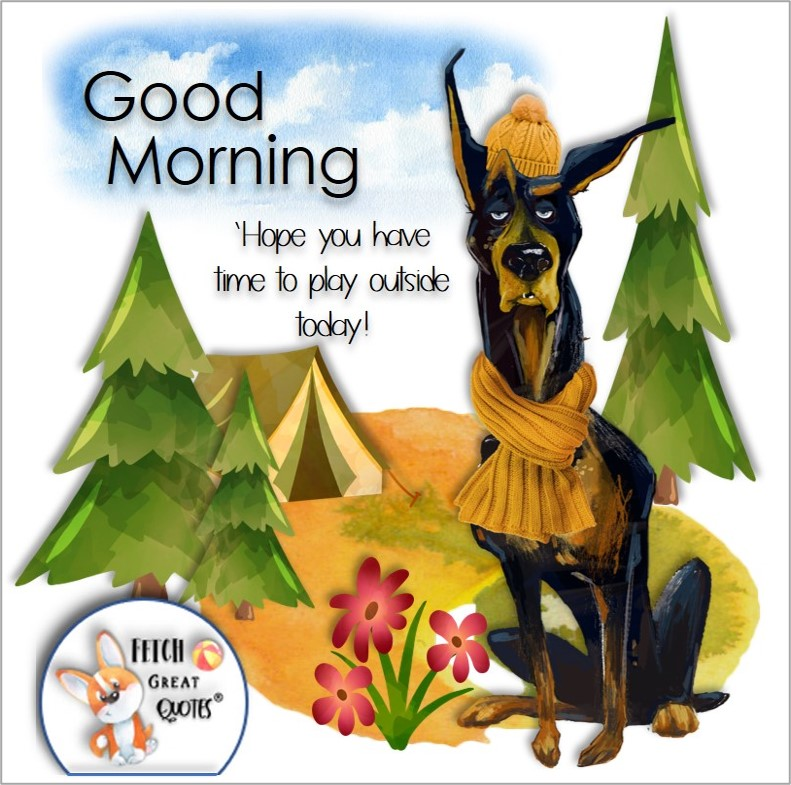 Whimsical Good Morning photos, cute good morning photo, good morning photos, cartoon good morning photos, humorous good morning photos, funny good morning photos, dog photo, funny dog