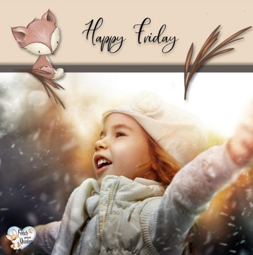 cute Happy Friday photo