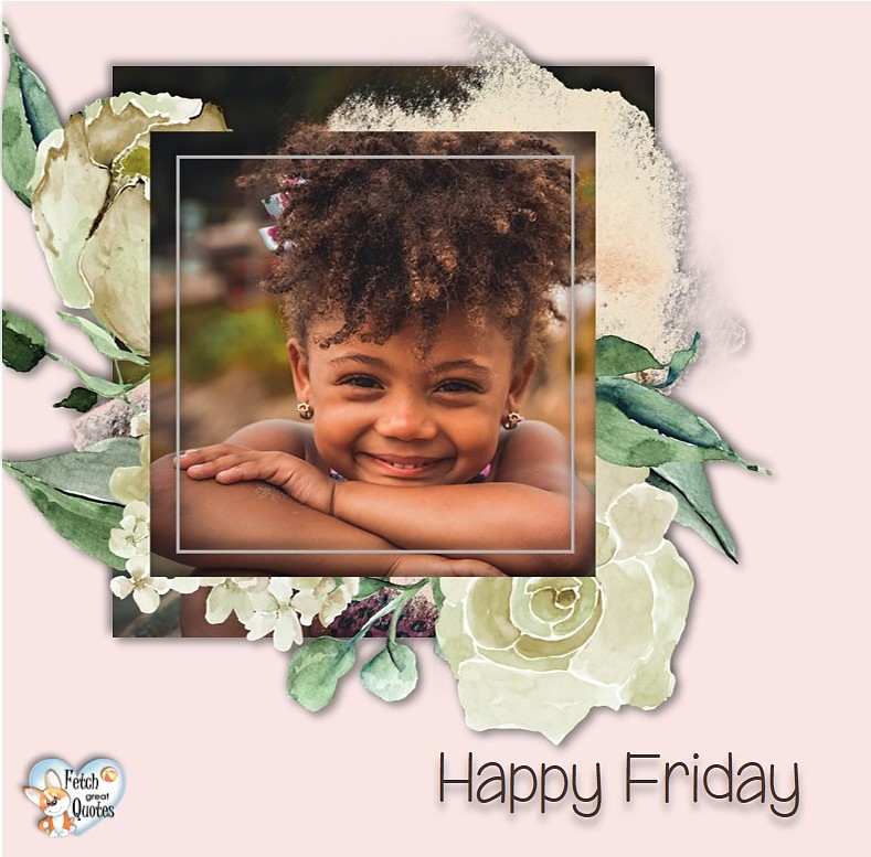 black girl, Happy Friday, Happy Friday photos, fun Friday, funny Friday, Friday smile, Friday fun, start the weekend, start your weekend, free happy Friday photos, Friday morning