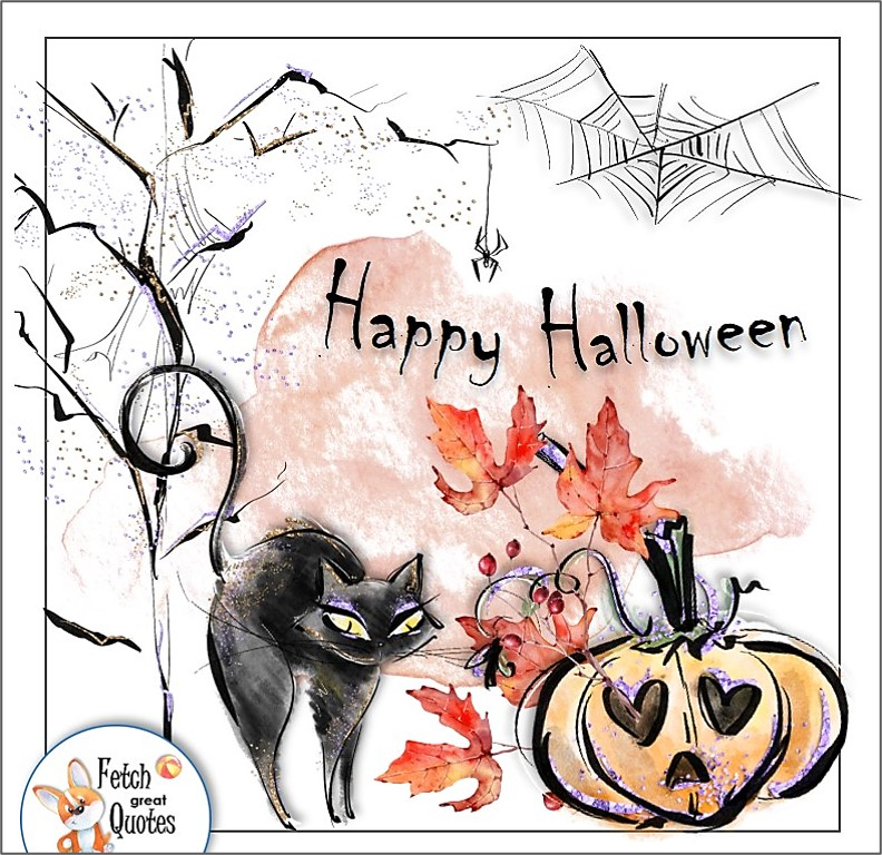 Halloween photos, Cute Halloween photos, Free Halloween photos, beautiful Halloween photos, watercolor Halloween photos, pumpkin photos, black cat photos, October holiday photos, Autumn photos, Autumn holiday photos, Ghost photos, Witch photos, pretty witch photo, Happy Halloween, halloween cat, halloween spider web